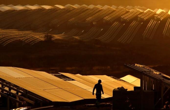 iberdrola planta fotovoltaica badajoz