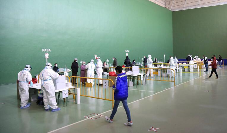 test antigenos Isa Vicente ICAL . Cribado masivo en Ciudad Rodrigo (4)
