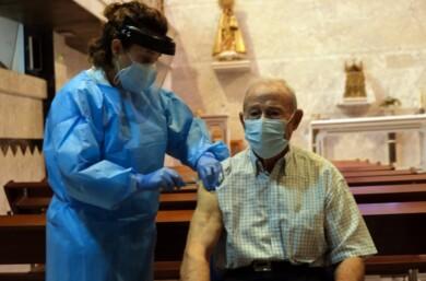 primera vacuna castilla leo aureo lopez