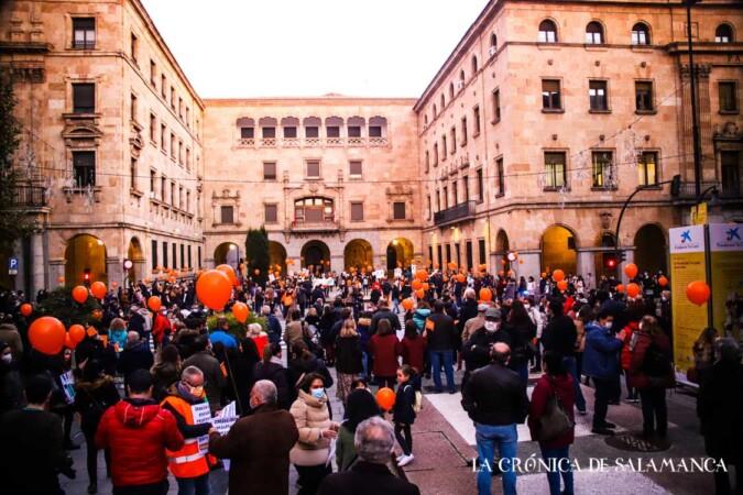 protesta educacion concertada ley celaa (5)