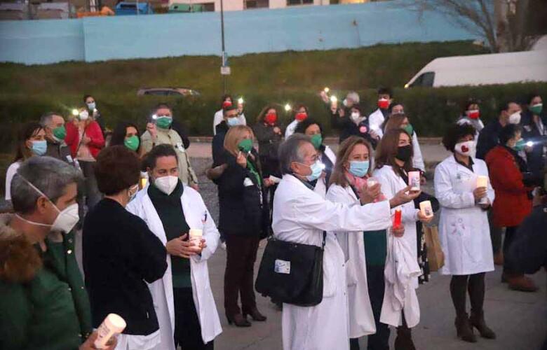 protesta sanitarios decreto junta