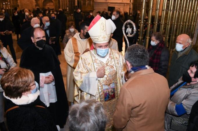 toma posesion arzobispo burgos ical