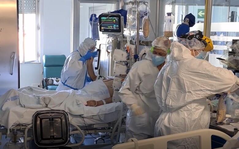 uci hospital clinico coronavirus 2
