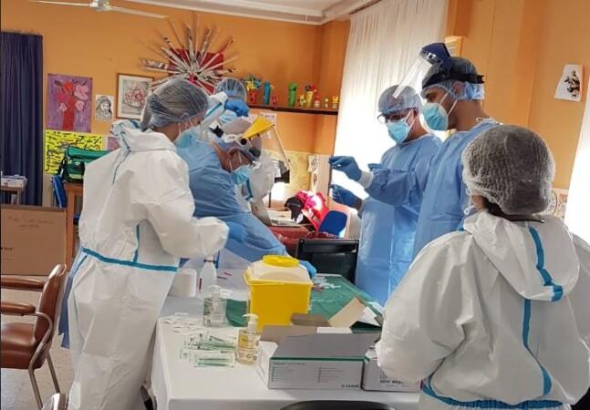 vacunacion residencia diputacion ciudad rodrigo 4