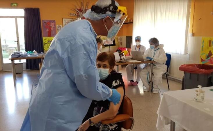 vacunacion residencia diputacion ciudad rodrigo 5