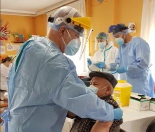 vacunacion residencia mayores ciudad rodrigo 6