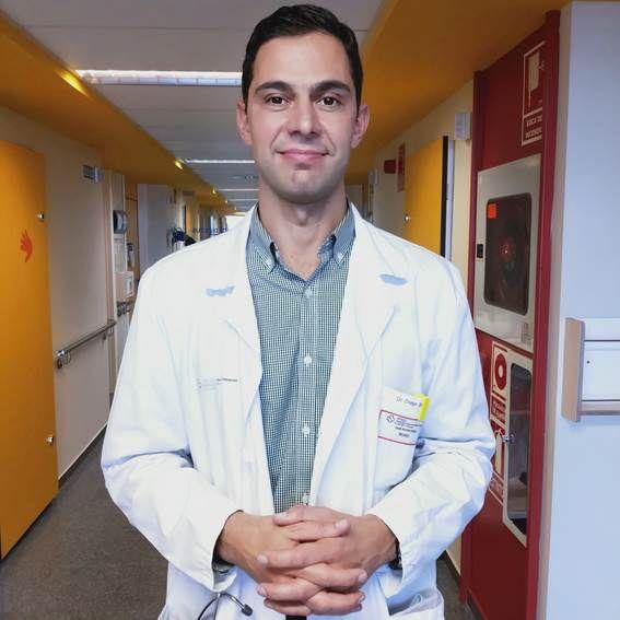 ICAL. Diego Santos ejerce en la actualidad como médico adjunto del Servicio de Neurología del Complejo Hospitalario Universitario de A Coruña.
