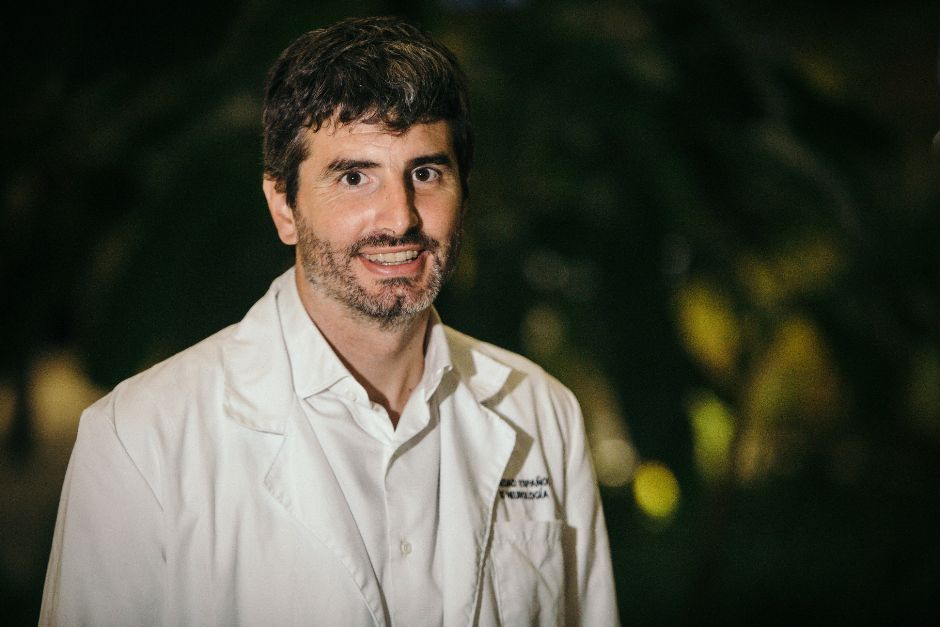 ICAL. Juan Fortea es neurólogo especialista en enfermedades neurodegenerativas.