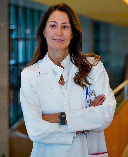 ICAL. Mar Castellanos es la actual jefa de servicio de Neurología del Complejo Hospitalario Universitario A Coruña.