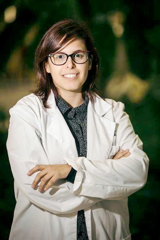ICAL. Berta de Andrés es natural de Segovia y ejerce como neurofisioterapeuta en el centro integral de rehabilitación neurológica Neurointegra (Sevilla)