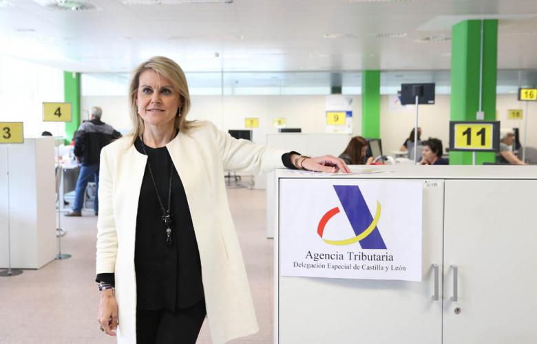 ICAL. Georgina de la Lastra deja la Agencia Tributaria de Castilla y León para incorporarse a la Dirección General.