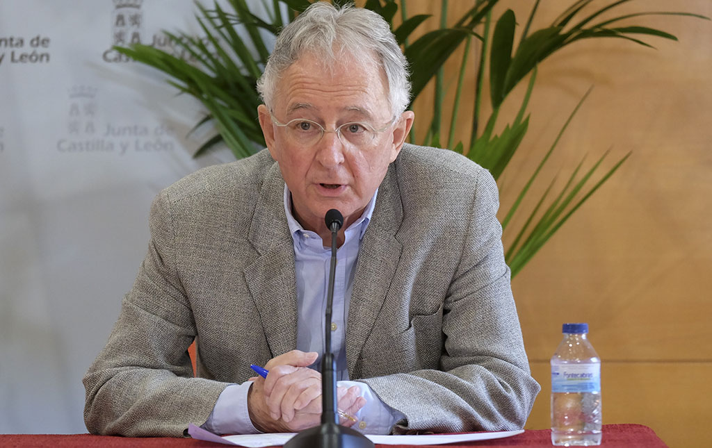 ICAL.- Jesús Blanco, coordinador de las UCIs en Castilla y León.