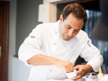 El chef Óscar Calleja abrirá el restaurante 'Ment' en junio el hotel Don Gregorio