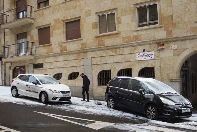 accidente hielo nieve