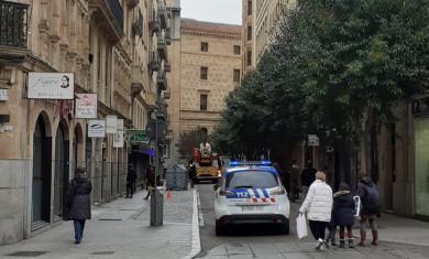 bomberos policia rector tovar