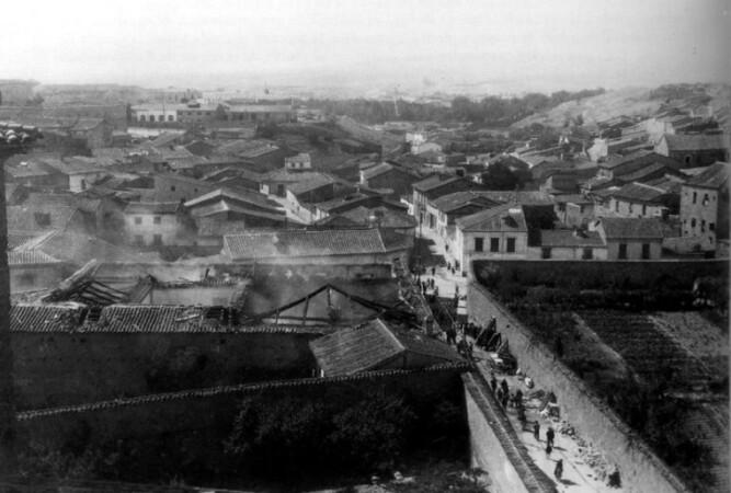 calle ancha y barrio chino incendio 1929 gombau