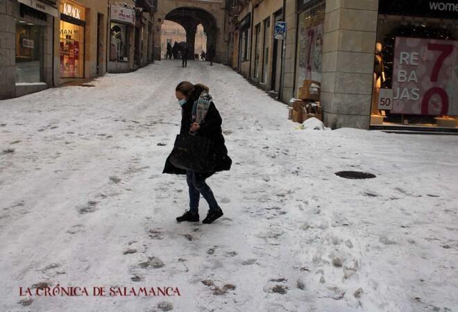 Nieve Centro Salamanca
