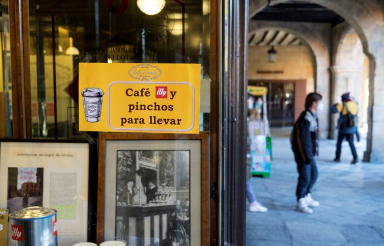 hosteleria bar terraza cierre ical susana martin