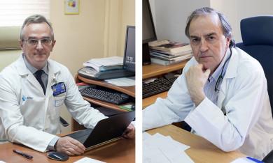 Marcelo Jiménez y Marcos González