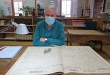 Jesús Málaga, autor del libro 'La vida cotidiana en Salamanca. 1924-1939'. (1)