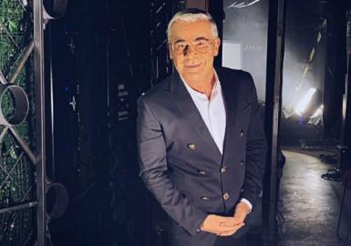 Jorge Javier Vázquez. Foto. Instagram.