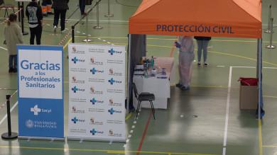 la Universidad de Salamanca ha realizado más de 2.000 pruebas de antígenos.