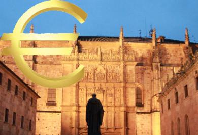 La Universidad de Salamanca ofrece ayudas a los estudiantes con menos recursos y buenas notas.