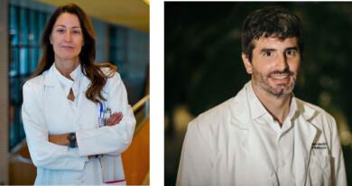 Los salmantinos, Mar Castellanos y Juan Fortea, nombrados coordinadores en la Sociedad Española de Neurología