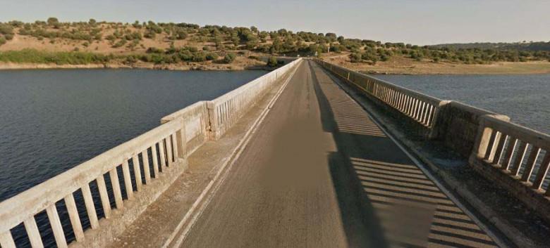 puente cespedosa pantano santa teresa