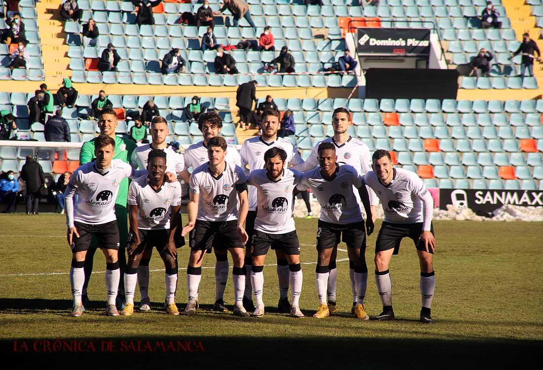 Salamanca - Deportivo