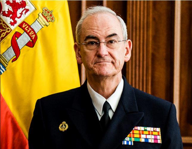 Teodoro López jemad fuerzas armadas
