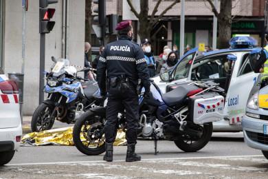Campillo / ICAL . Muere un hombre de 85 años atropellado por un camión del servicio de Limpieza del Ayuntamiento de León
