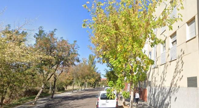 calle camino de las huertas de la vega