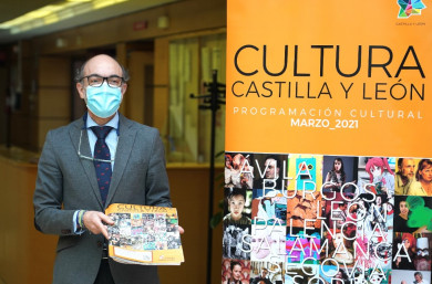 consejero cultura turismo javier ortega ical