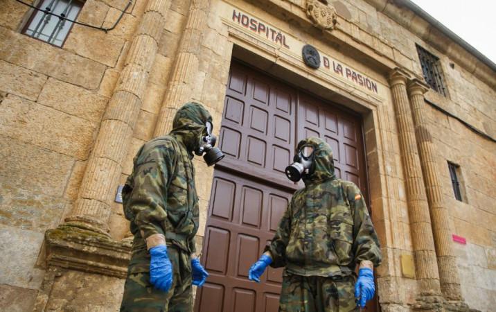 ejercito desinfecta residencia ciudad rodrigo ical vicente