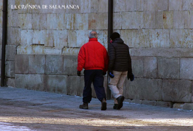 Frío Salamanca