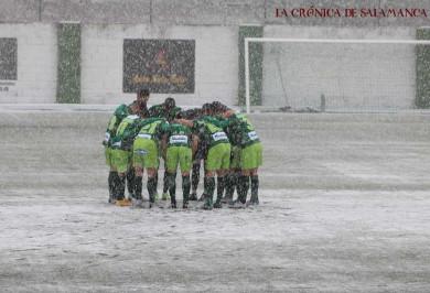 Nieve Guijuelo - Coruxo