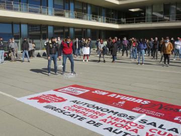 hosteleria hosteleros protestan delegacion junta restricciones pandemia (16)