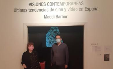 La obra de Maddi Barber se puede ver hasta el 30 de mayo en el DA2.