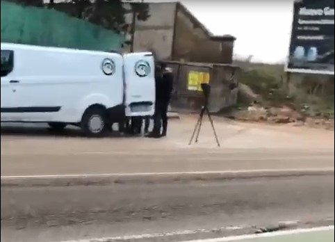 nuevo radar policia local