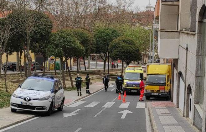 acidente calle alfareros 3
