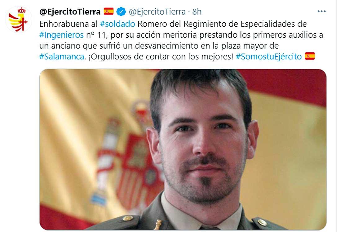 Soldado romero