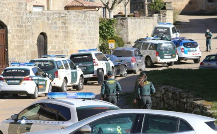 asesinato pueblo palencia ical