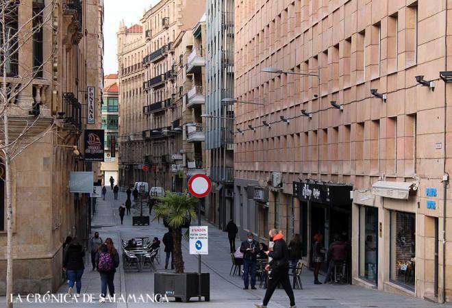 Calle Azafranal
