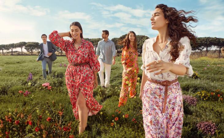 El Corte Inglés apuesta por la diversidad en su nueva campaña 'Ya es primavera'.