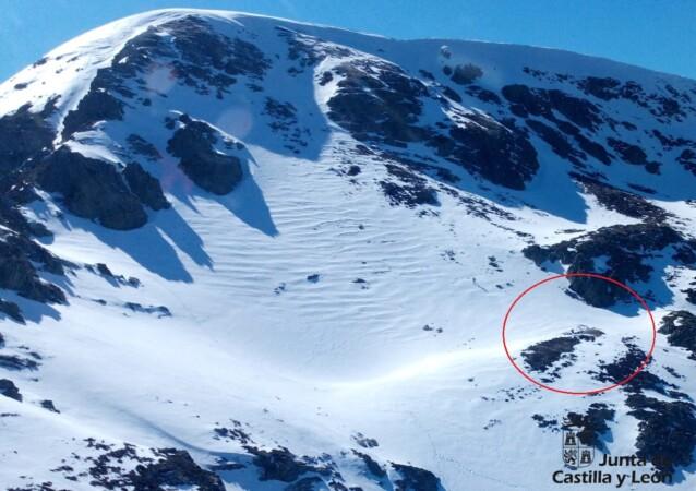 El montañero sufrió una caída en el Pico San Millán, Burgos.