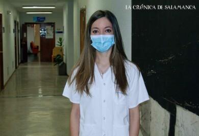 Elena Martín Enfermera Urgencias