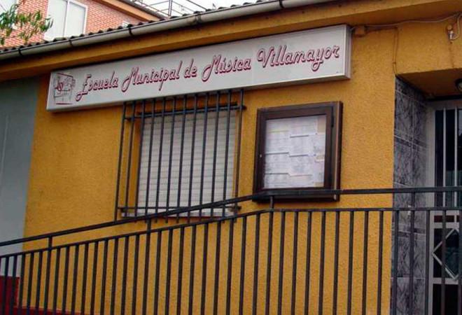 Escuela Música Villamayor