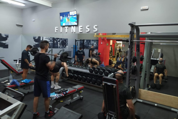 gimnasio liza fitnes