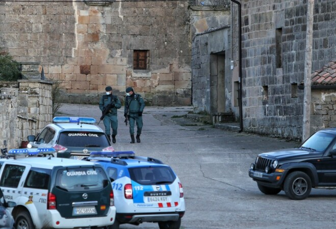 guardia civil asesinato palencia